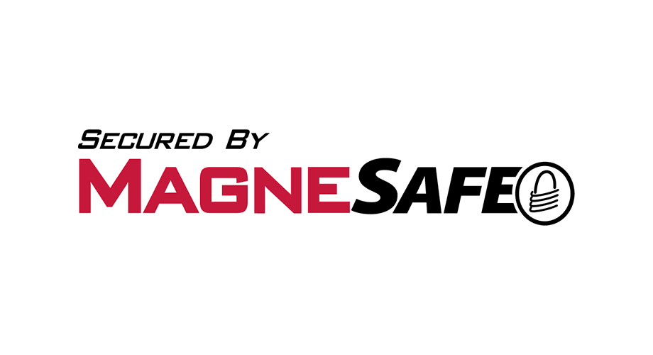 Secured By MagneSafe Logo