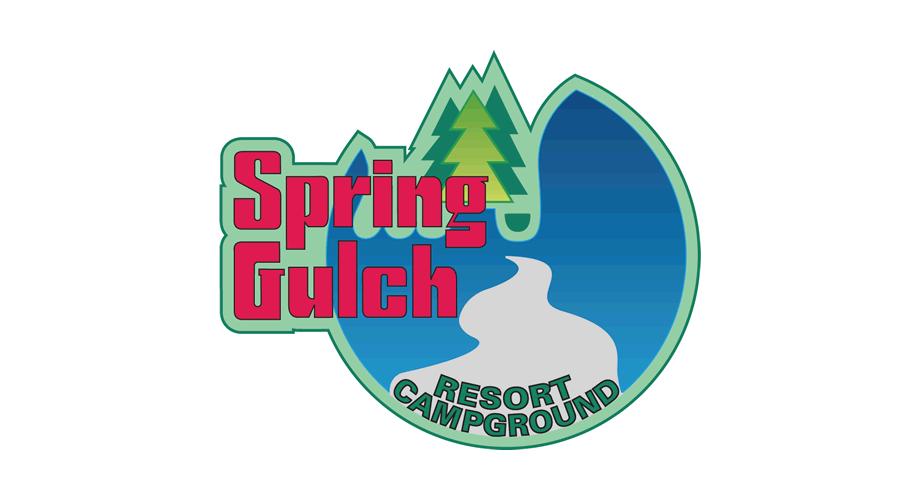 Spring Gulch Resort Campground Logo