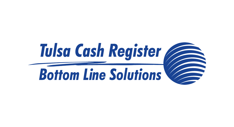 Tulsa Cash Register Logo