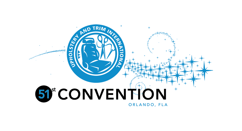 Upholstery and Trim International 51st Convention Logo
