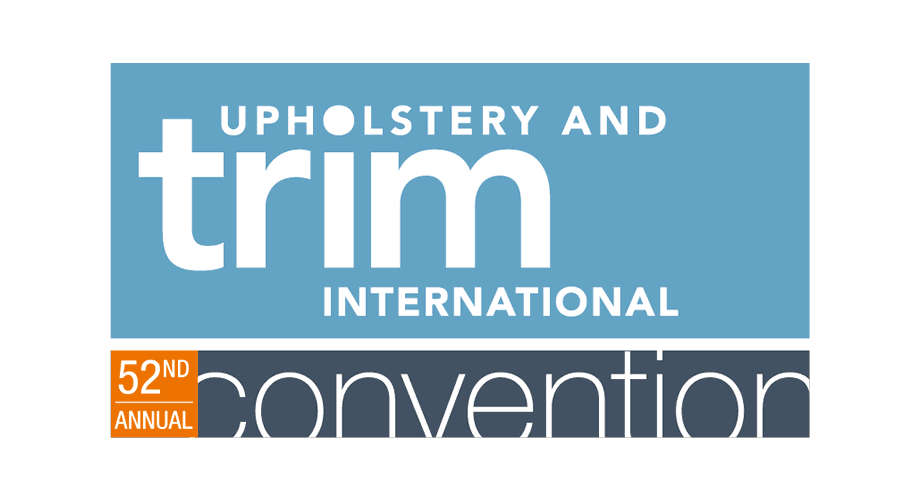 Upholstery and Trim International 52nd Annual Convention Logo