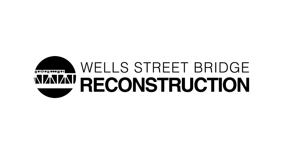 Wells Street Bridge Reconstruction Logo