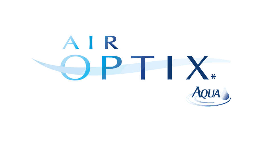 AIR OPTIX AQUA Logo
