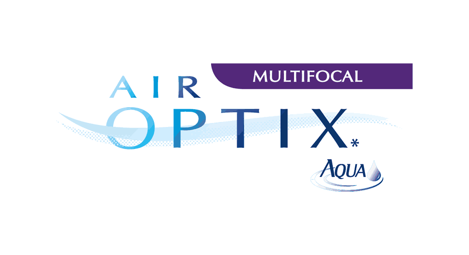 AIR OPTIX AQUA Multifocal Logo