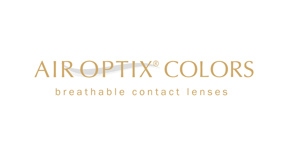 AIR OPTIX COLORS Logo