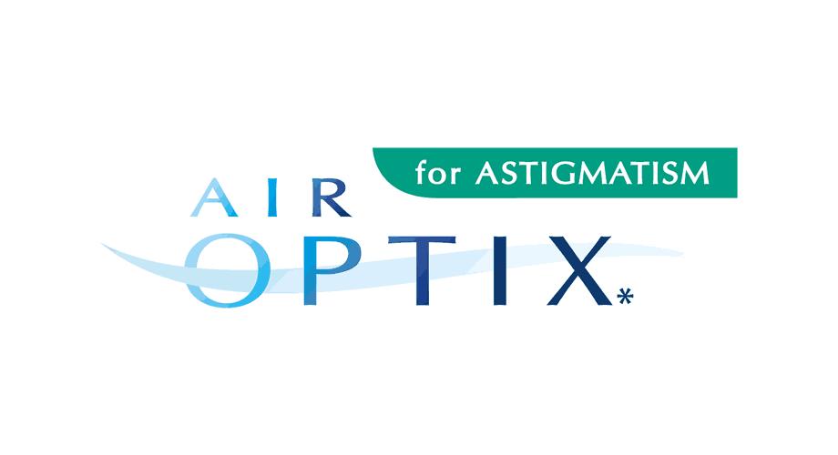 AIR OPTIX for Astigmatism Logo