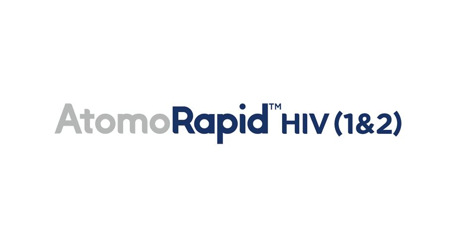 AtomoRapid HIV (1&2) Logo