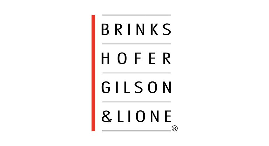Brinks Hofer Gilson & Lione Logo