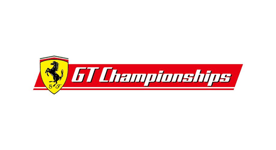 Ferrari GT Championships Logo
