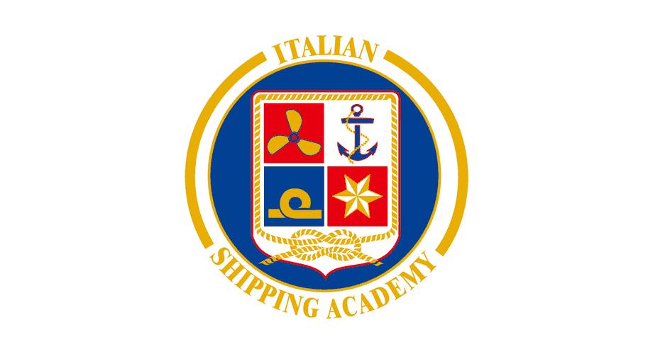 Italian Shipping Academy Logo
