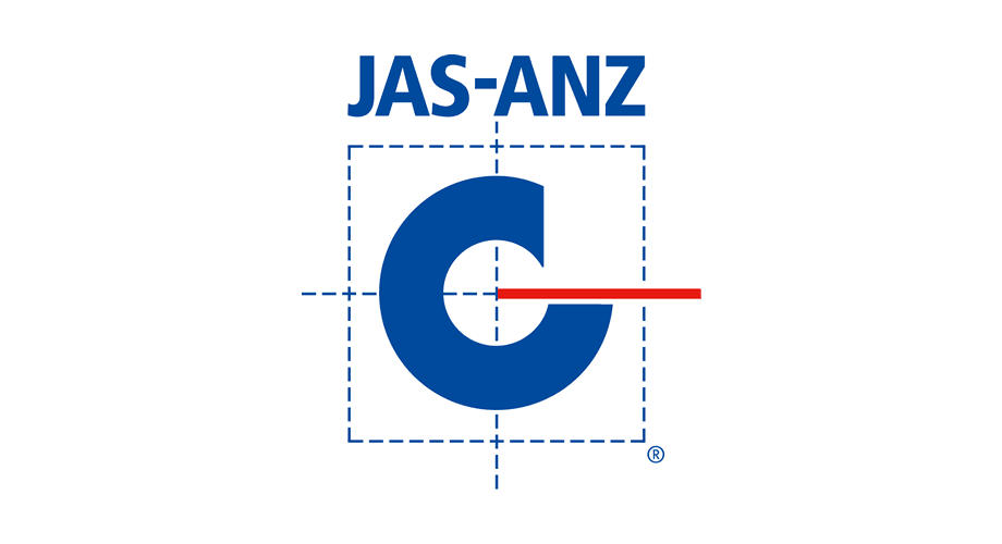 Joint Accreditation System of Australia and New Zealand (JAS-ANZ) Logo