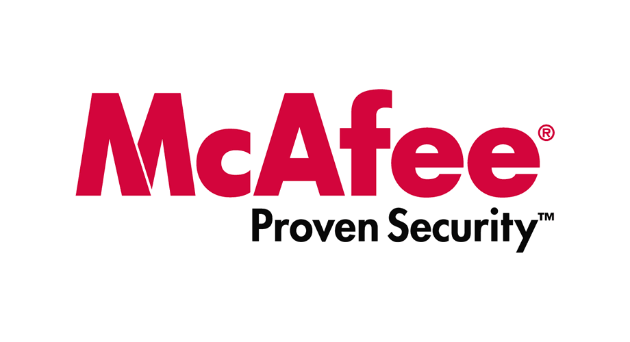 McAfee Proven Security Logo