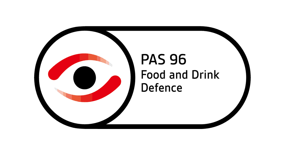 PAS 96 Food and Drink Defence Logo
