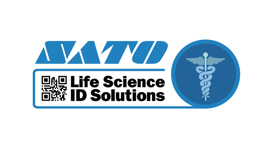 SATO Life Science ID Solutions Logo