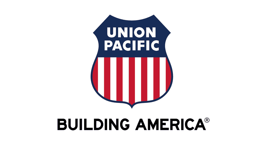 Union Pacific Building America Logo