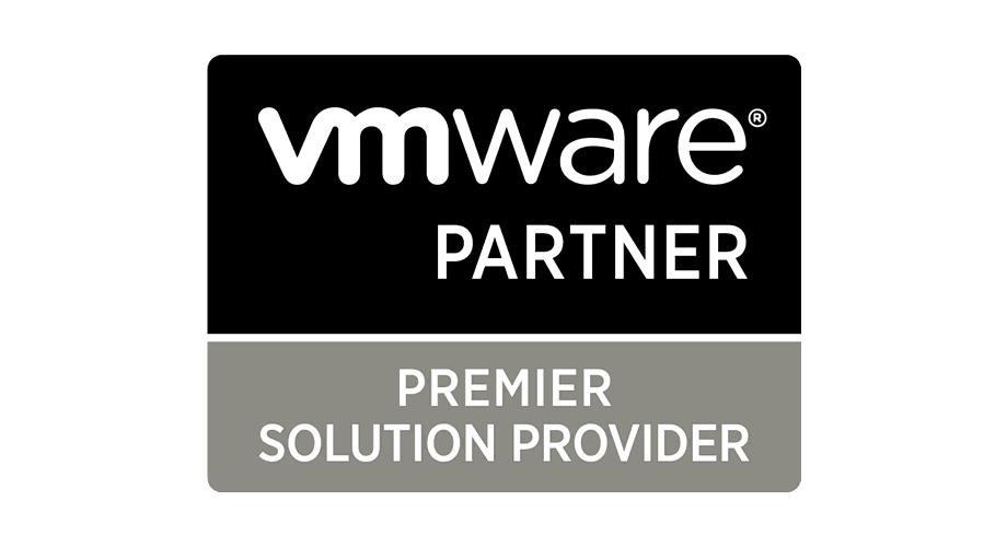 VMware Partner Premier Solution Provider Logo