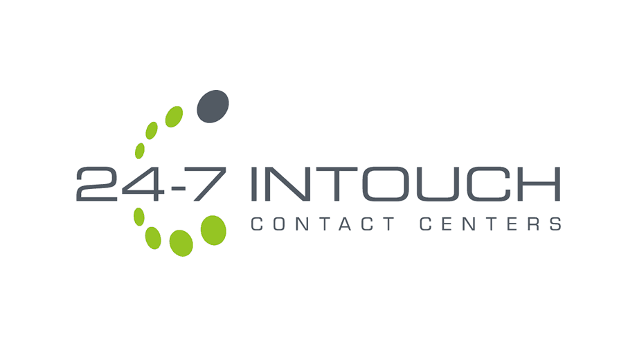 24-7 Intouch Contact Centers Logo
