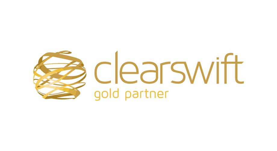 Clearswift Gold Partner Logo