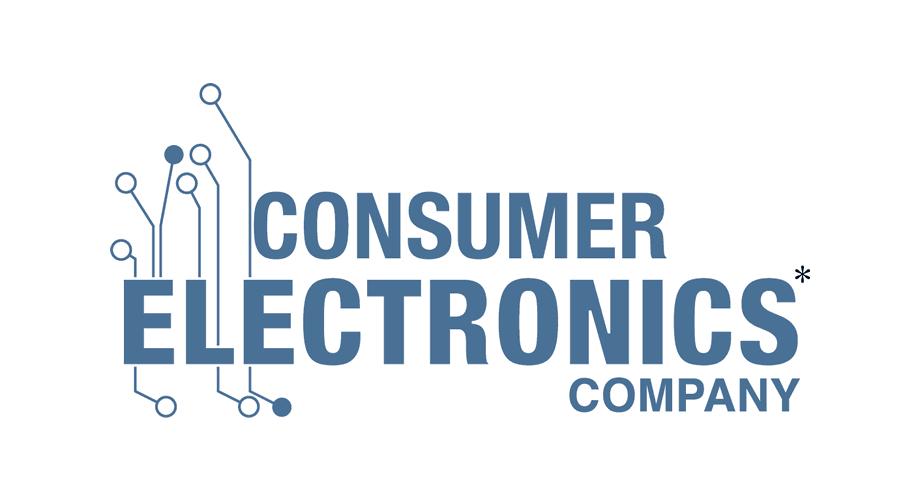 Consumer Electronics Company Logo