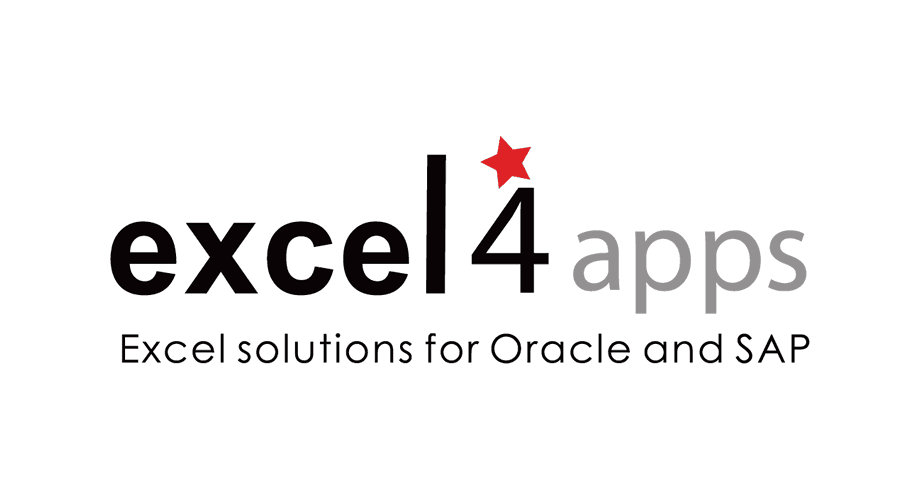 Excel4apps Logo