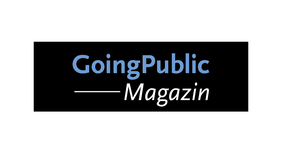 GoingPublic Magazin Logo