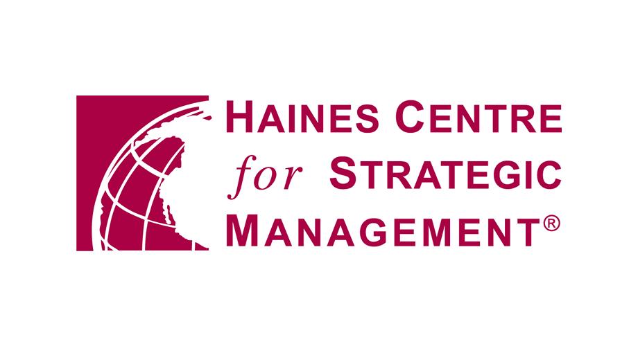 Haines Centre for Strategic Management Logo