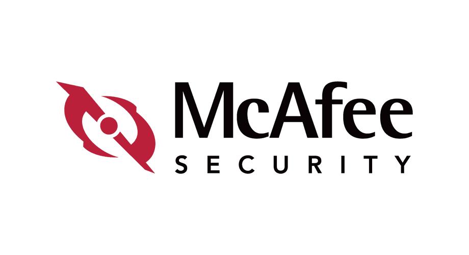 McAfee Security Logo