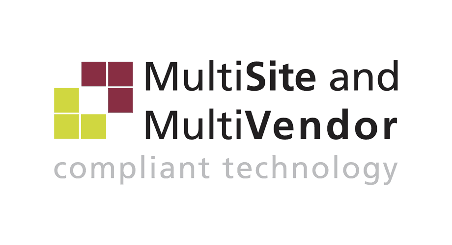 MultiSite and MultiVendor Compliant Technology Logo