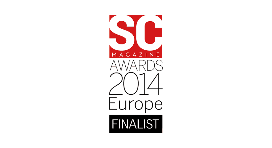SC Magazine Awards 2014 Europe Finalist Logo