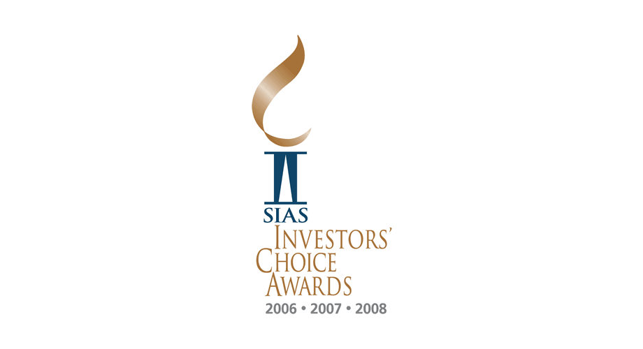 SIAS Investors Choice Awards Logo