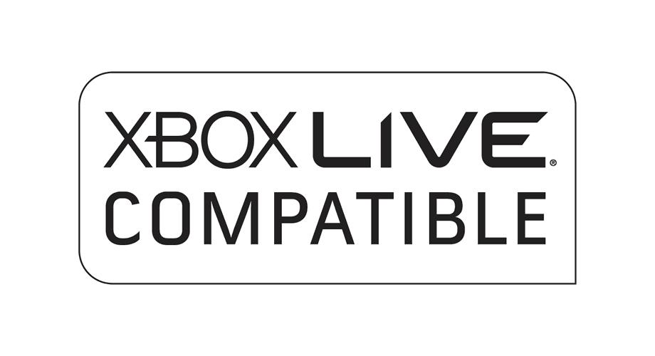 Xbox Live Compatible Logo