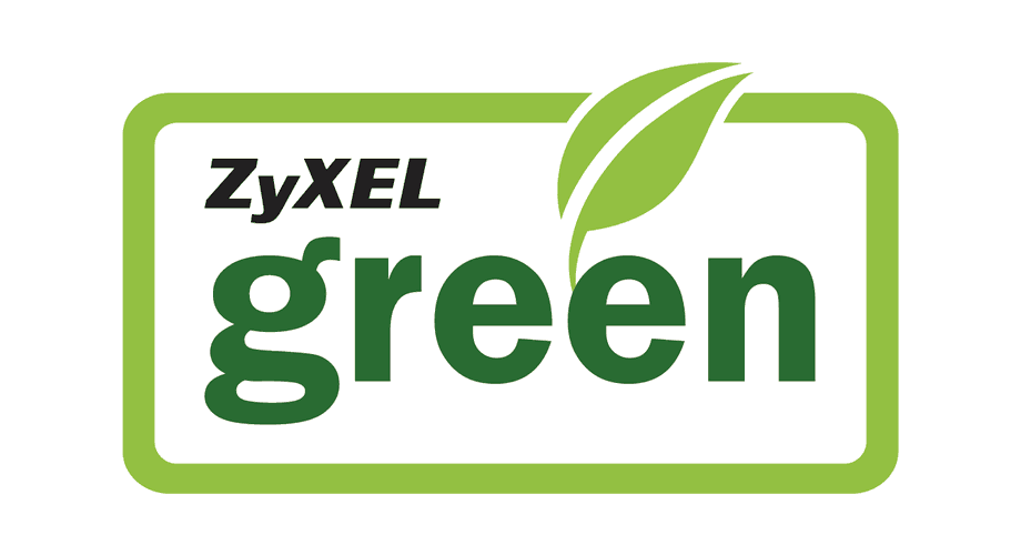 ZyXEL Green Logo