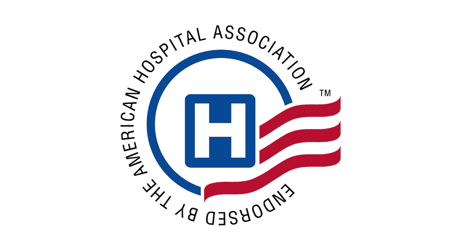 Endorsed By The American Hospital Association Logo
