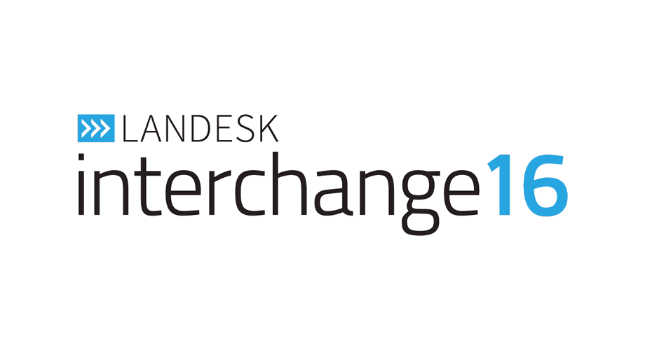 LANDESK Interchange 16 Logo