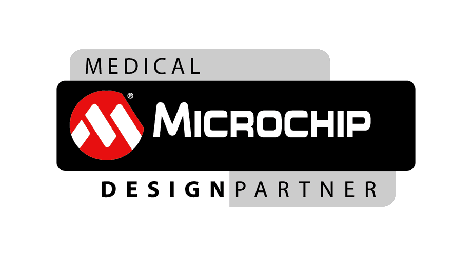 Microchip Medical Design Partner Logo