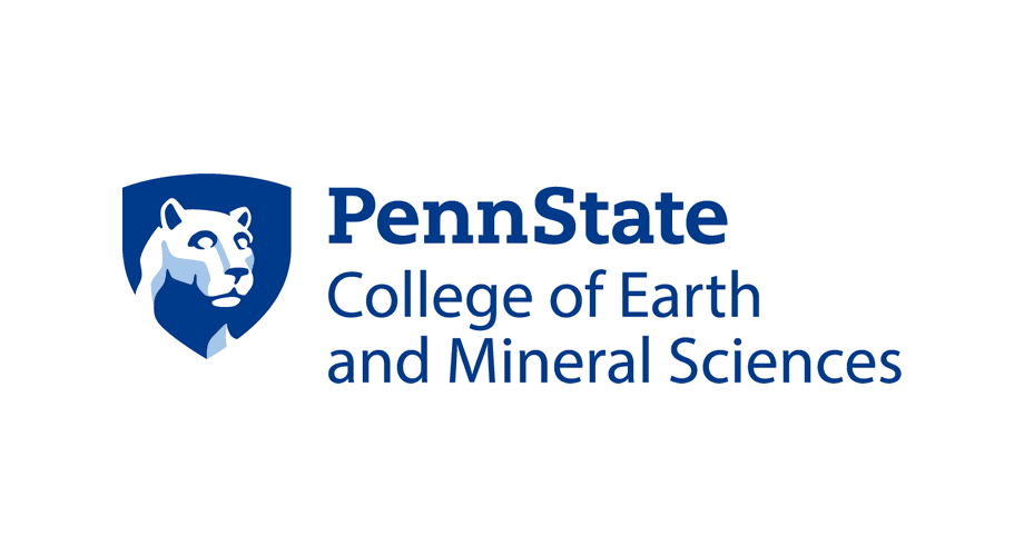 Penn State College of Earth and Mineral Sciences Logo