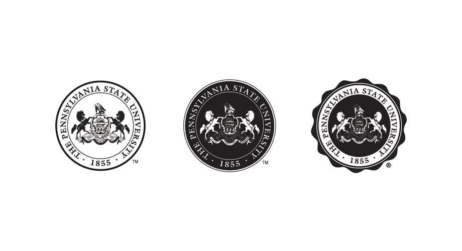 The Pennsylvania State University Seal Logo