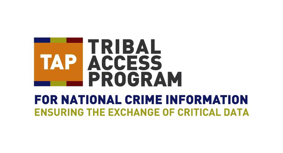 Tribal Access Program for National Crime Information (TAP) Logo