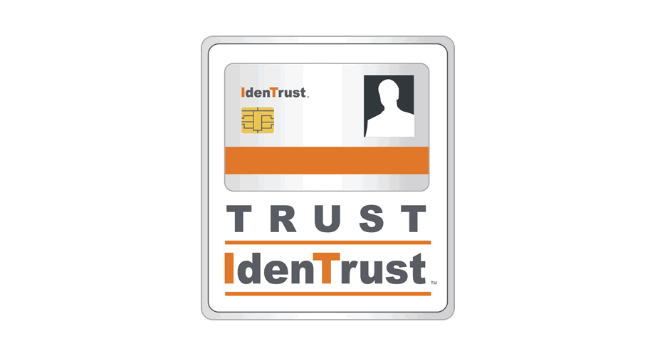 Trust IdenTrust Logo