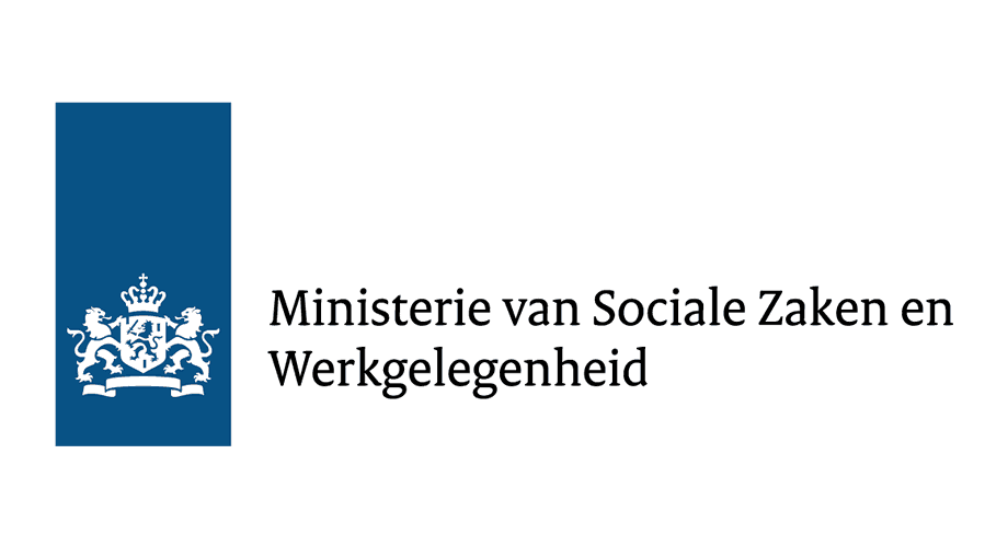 Ministerie van Sociale Zaken en Werkgelegenheid Logo