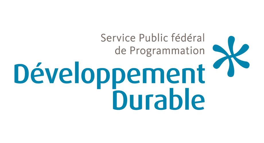 Service Public Fédéral de Programmation Développement Durable Logo