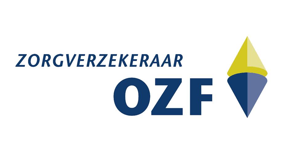 Zorgverzekeraar OZF Logo