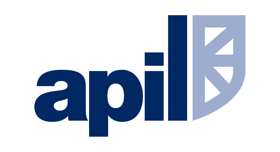 Association of Personal Injury Lawyers (apil) Logo