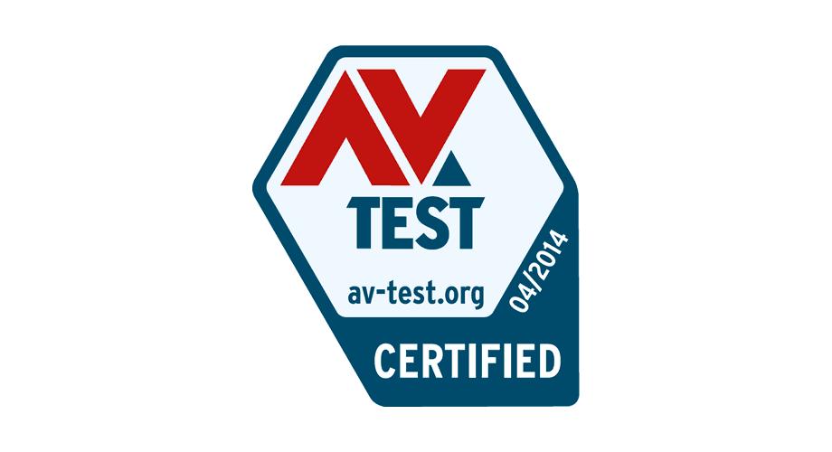 AV-TEST Certified Logo