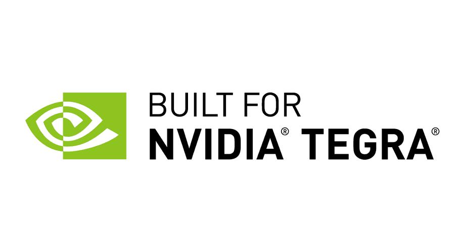 Built for NVIDIA TEGRA Logo