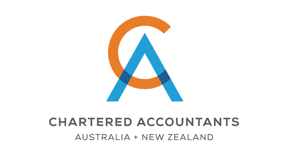 Chartered Accountants Australia and New Zealand (CA ANZ) Logo