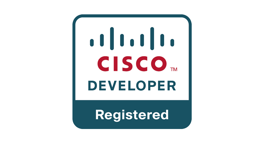 Cisco Developer Registered Logo