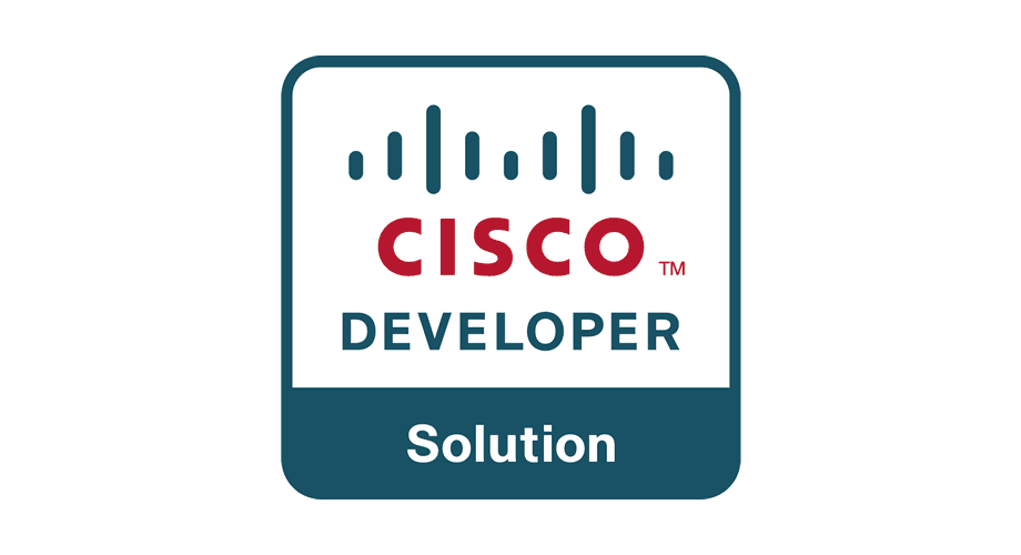 Cisco Developer Solution Logo