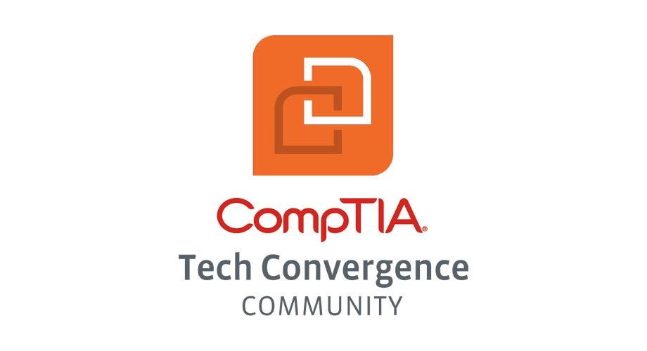 CompTIA Tech Convergence Community Logo