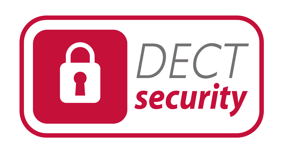 DECT Security Logo